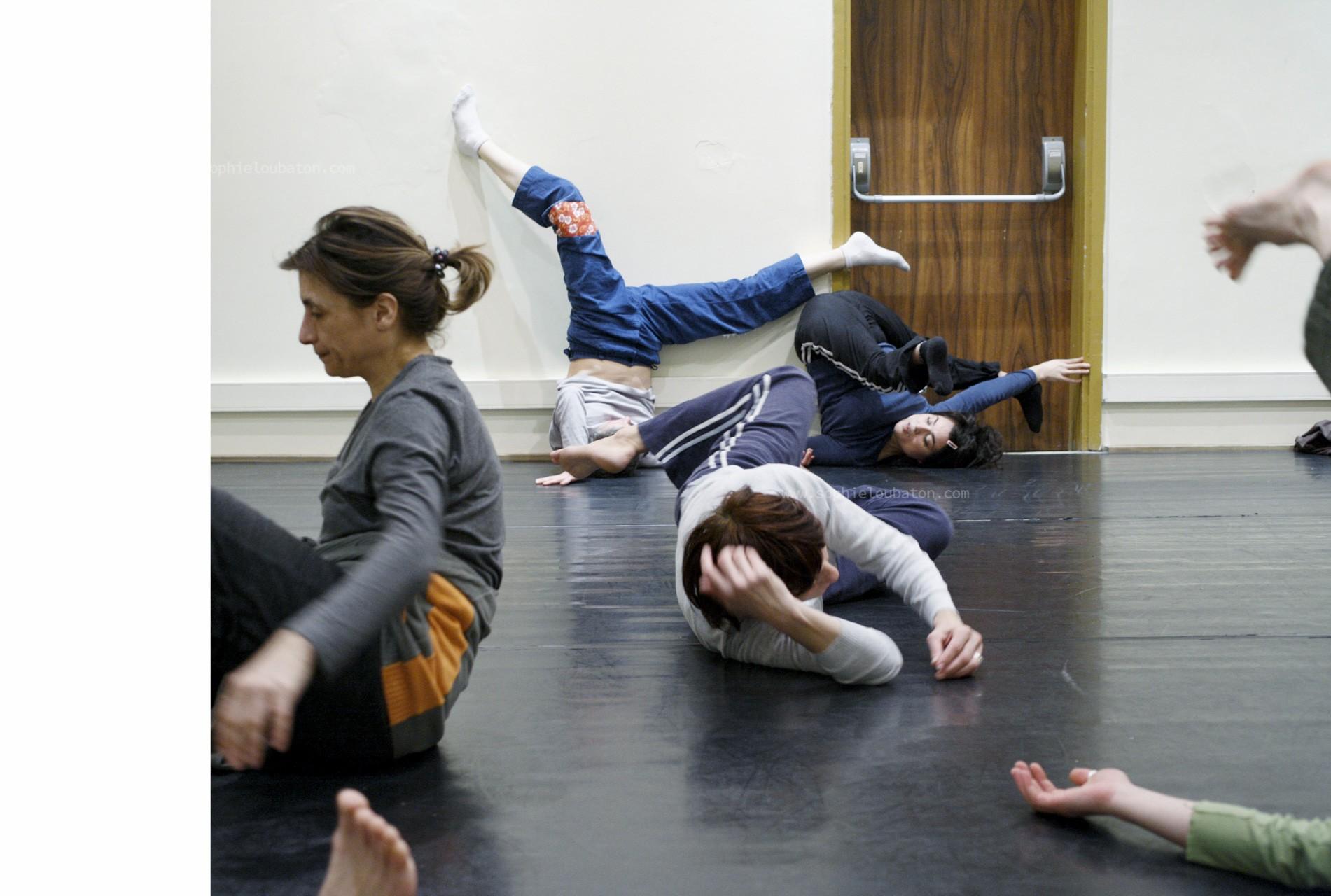 portrait de Lila Derridj - danseuse