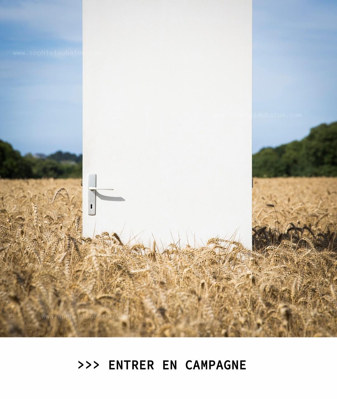 locutions : Entrer en campagne