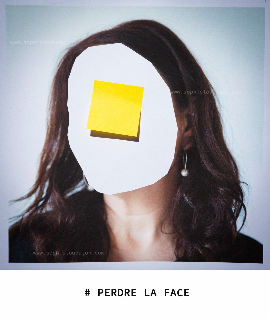 locutions : Perdre la face