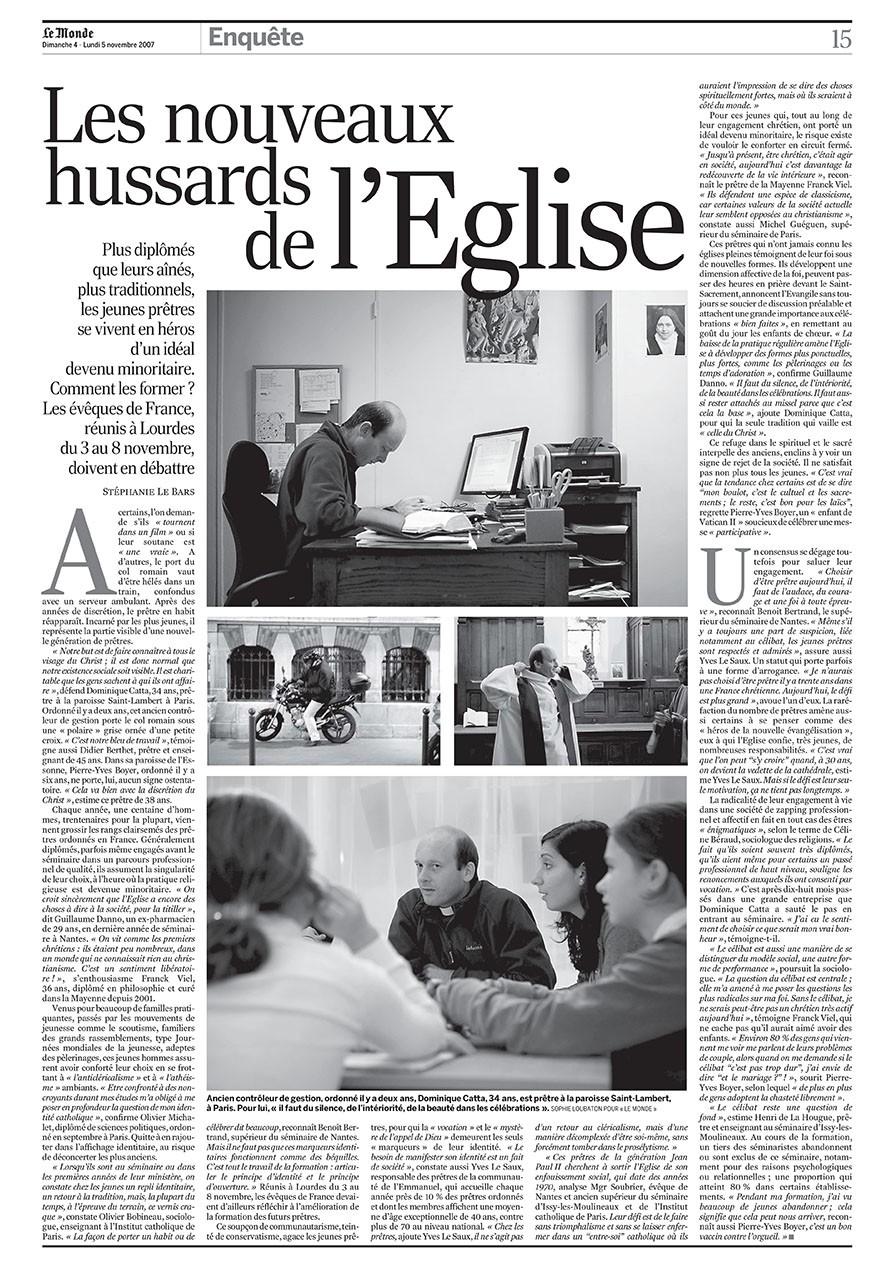 [LE_MONDE_2005 - 15] LE_MONDE_2005/PAGES ... 05/11/07