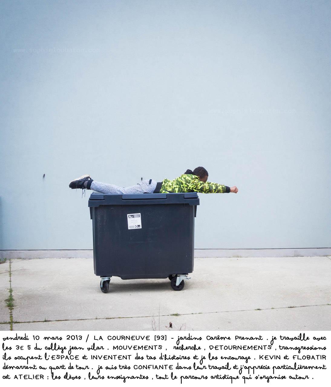 sophie loubaton, photographe. candidature prix HSBC 2018. Brouillard journalier / 10 mars 2017.