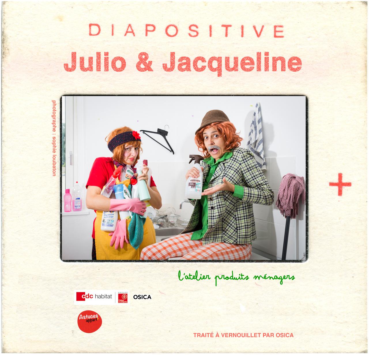 OSICA _ Compagnie La Bande Magnetique / visuels Astuce Appart. 06_atelier produits menagers.