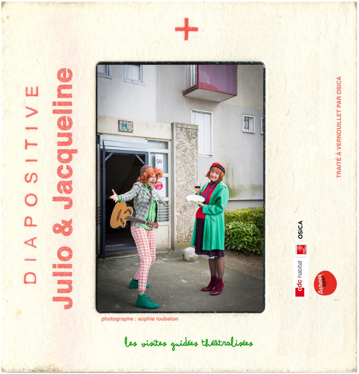 OSICA _ Compagnie La Bande Magnetique / visuels Astuce Appart. 08_visites guidees theatralisees.