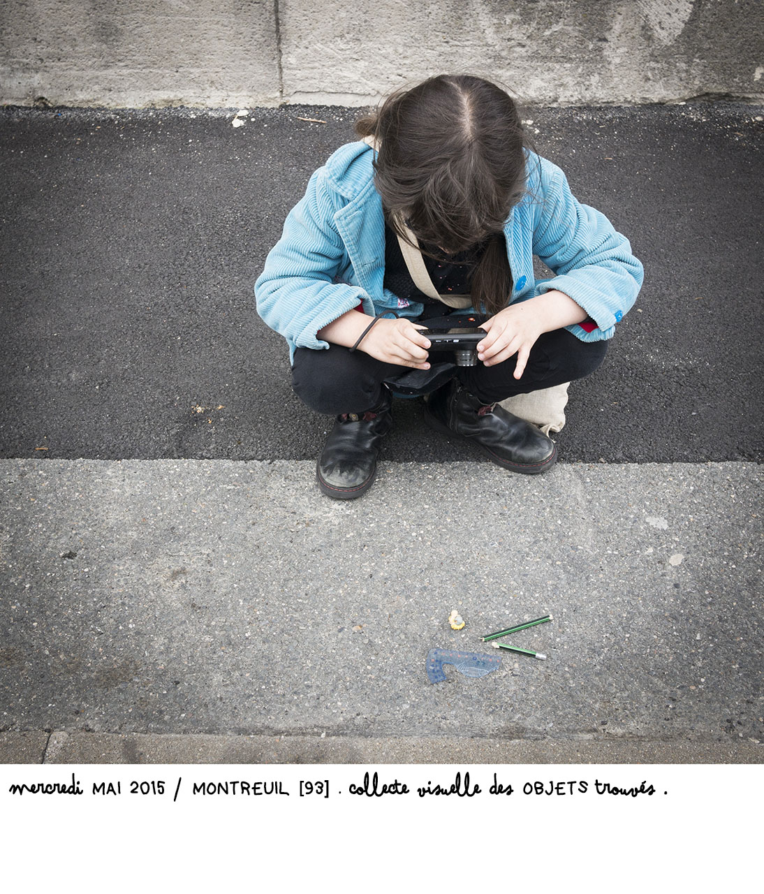 Brouillard Journalier, Brouillon Perpetuel. 1996_2019 - © Sophie Loubaton.
