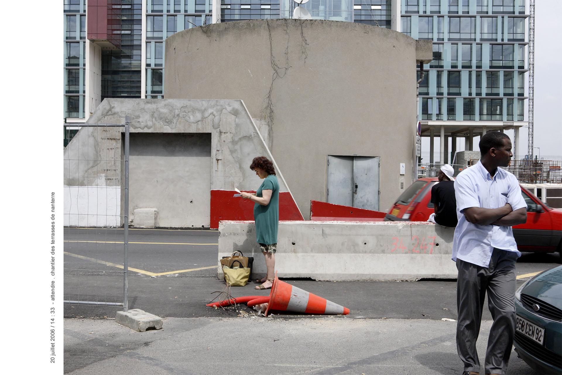 nanterre : usages de la ville