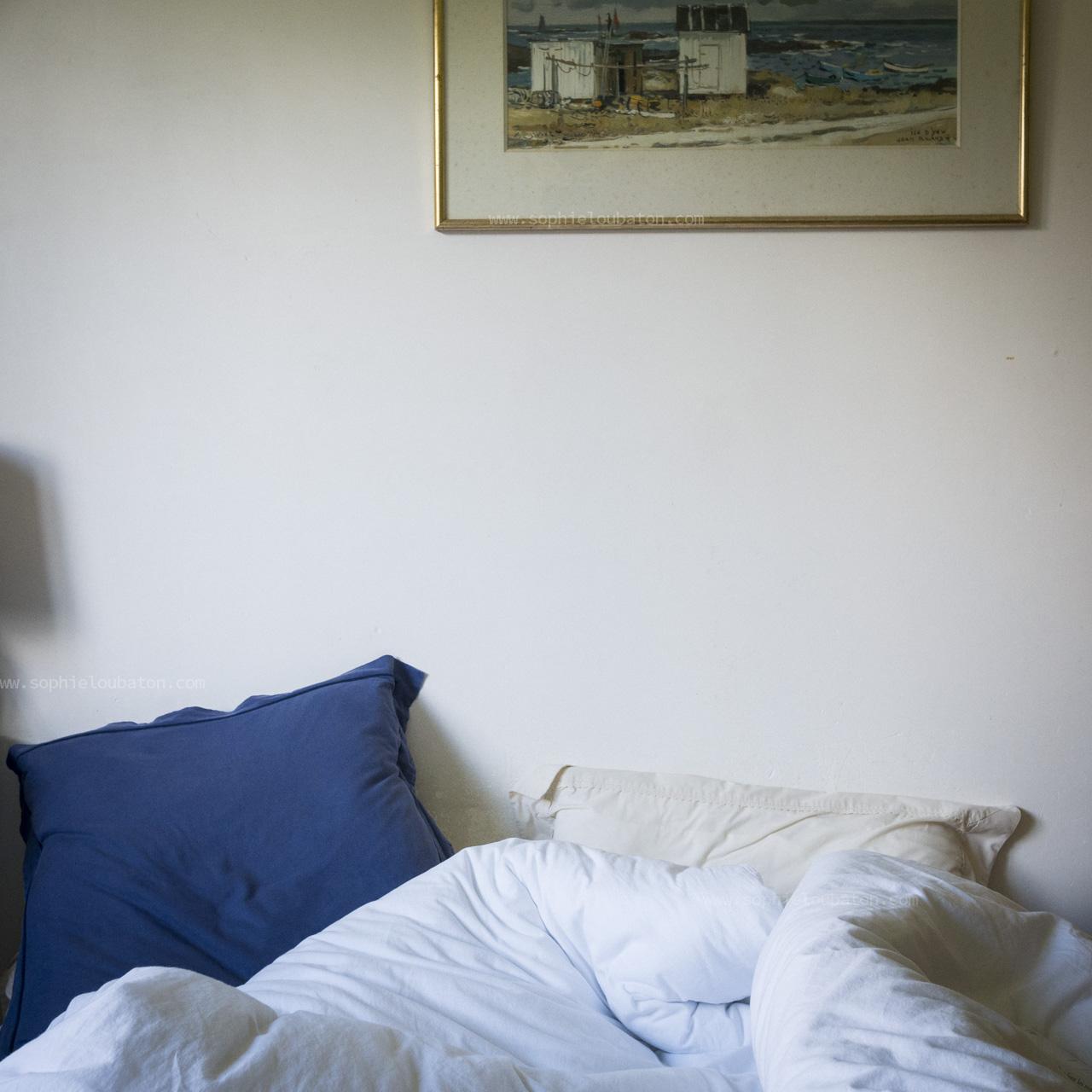 lits où j'ai dormi