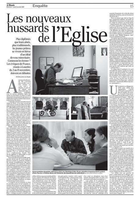 # LE PÈRE D. CATTA _ LE MONDE