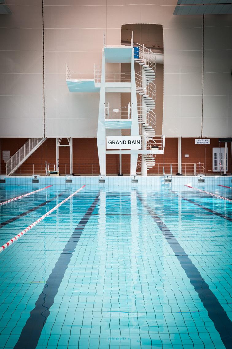 la piscine / CE2