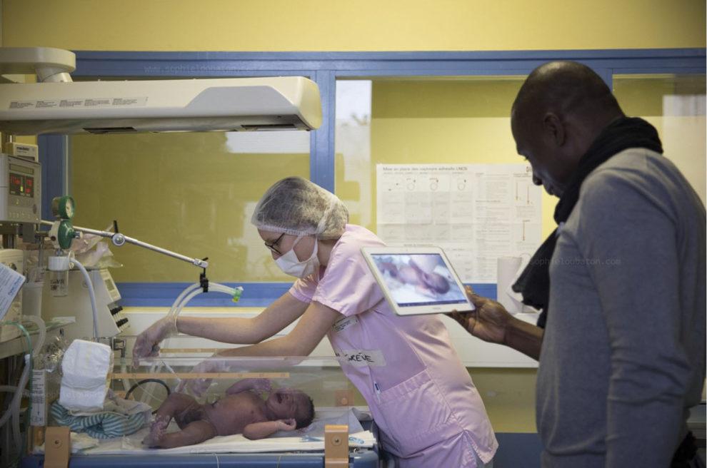soigner _ maternité